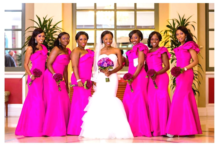 Tenue africaine et robe africaine pour mariage
