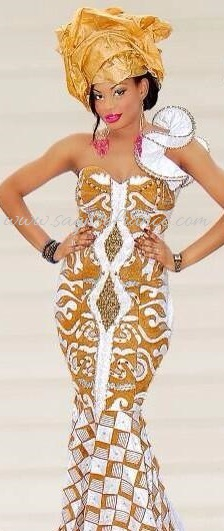 Tenue Africaine Et Robe Africaine Pour Mariage Mariage